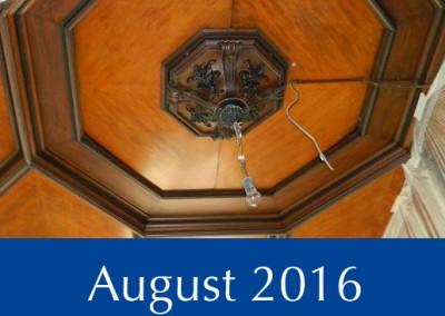 Objekte im Bau, Täubchenweg 1 - August 2016 - Teaserbild