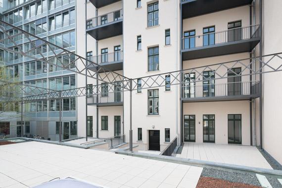 Referenz Löhrstraße 8 - Außenansichten