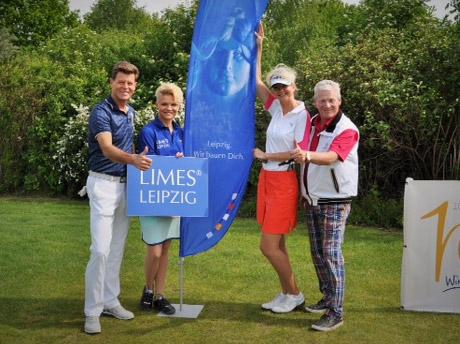 LIMES Leipzig Sieger beim 4. Leipziger Golf-WirtschaftsCup