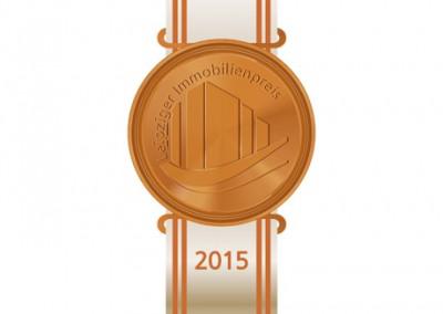 Goldlogo Immobilienpreis 2015