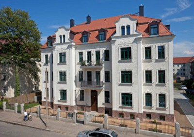 Referenzobjekt Sattelhofstraße 5