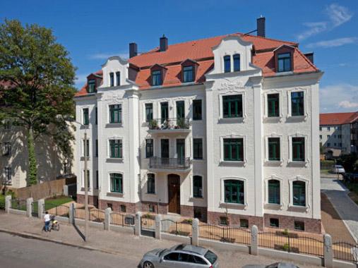 Referenzobjekt Sattelhofstraße 5 - Außenansichten
