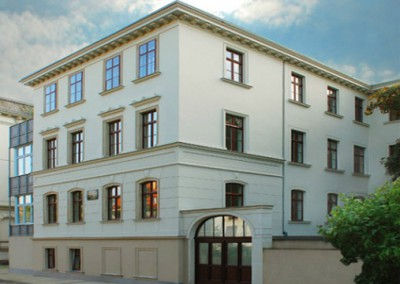 Referenzobjekt Hinrichsenstraße 1b