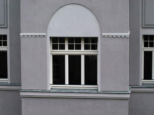 Referenzobjekt Krokerstraße 22 - Außenansichten