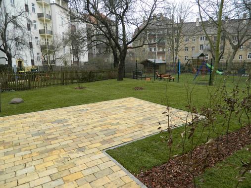 Referenzobjekt Krokerstraße 24 - Außenansichten