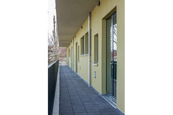 Referenz Thietmarstraße - Außenansichten