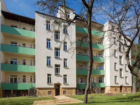 Referenzobjekt Krokerstraße 24