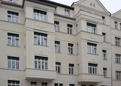 Referenzobjekt Krokerstraße 26
