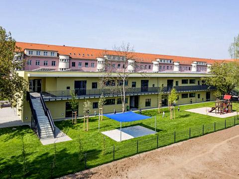 Referenzobjekt Kindertagesstätte Thietmarstraße