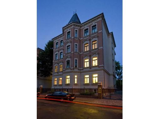 Referenzobjekt Pölitzstraße 11 - Außenansichten