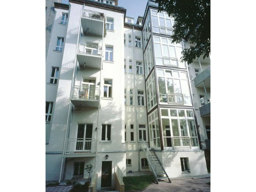 Referenzobjekt Simsonstraße 4 - Außenansichten