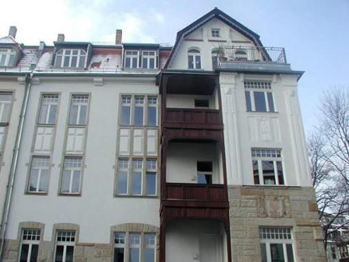Referenzobjekt Schorlemmerstraße 5 - Außenansichten