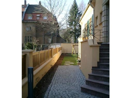 Referenzobjekt Poetenweg 35 - Außenansichten