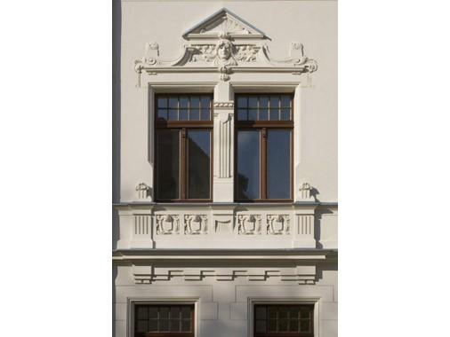 Referenzobjekt Prellerstraße 23 - Außenansichten