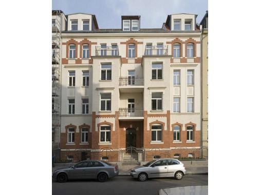 Referenzobjekt Herloßsohnstraße 9 - Außenansichten