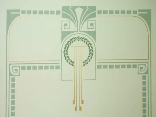 Referenzobjekt Herloßsohnstraße 9 - Material
