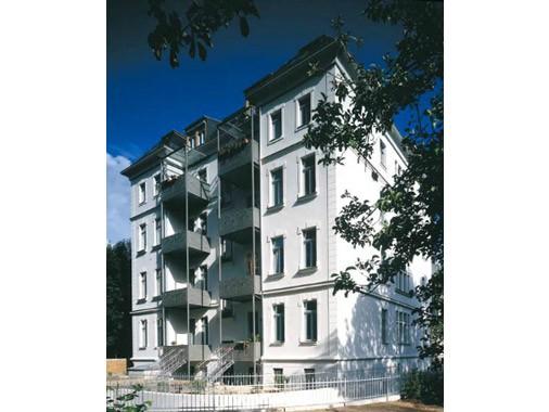 Referenzobjekt Ulrichstraße 6 - Außenansichten