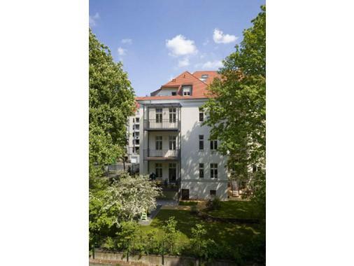 Referenzobjekt Fockestraße 8 - Außenansichten