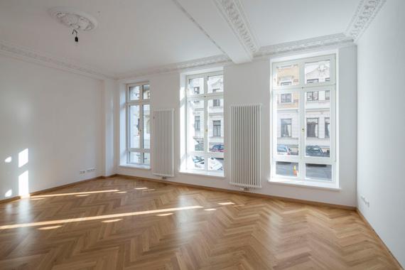 Wohnung 01 - Wohnraum