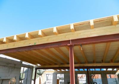 neue Dacheindeckung