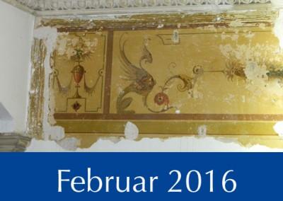 Objekte im Bau - Taeubchenweg 1 -  Februar 2016