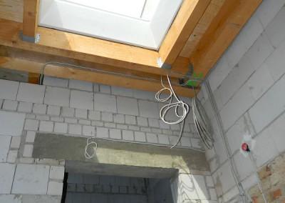 Lichtkuppel im Treppenhaus des Rabensteinplatzes