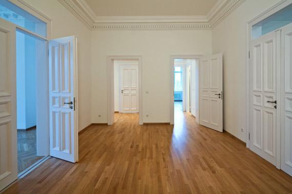 Vermietung Täubchenweg 1 - Referenz Erich-Zeigner-Allee 11 - Beispiel für einen Korridor