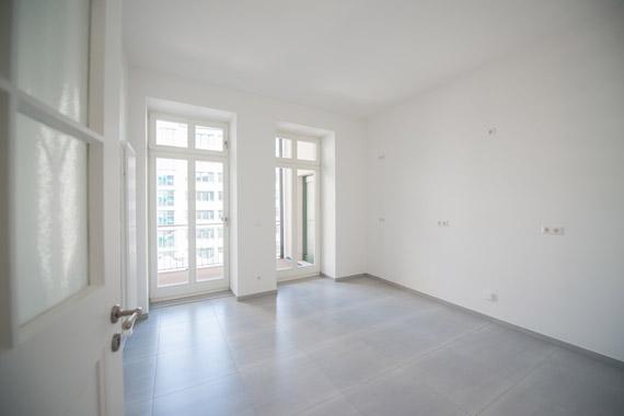 Vermietung Täubchenweg 1 - Referenz Löhrstraße 8 - Beispiel für eine Küche