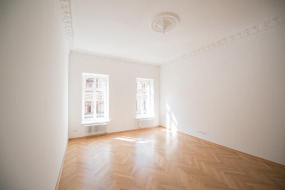 Vermietung Täubchenweg 1 - Referenz Löhrstraße 8 - Weiteres Beispiel für einen Wohnraum