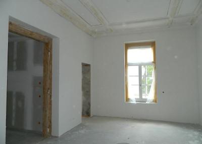 Blick in eine Apartmentwohnung