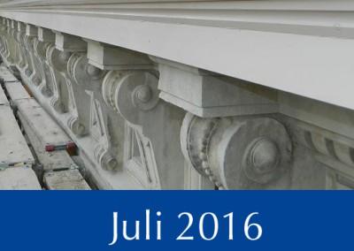 Objekte im Bau, Täubchenweg 1 - Juli 2016 - Teaserbild
