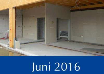Objekte im Bau, Täubchenweg 1 - Juni 2016 - Teaserbild