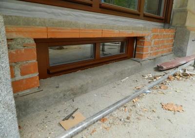 Lichtschachtfenster für den Kellerbereich