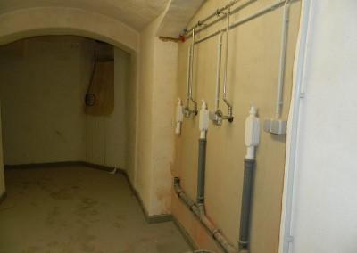 Waschmaschinenstellplätze für die Apartmentwohnungen