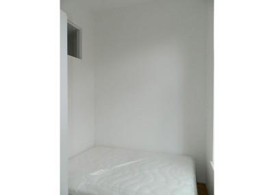 Alkoven einer Apartmentwohnung
