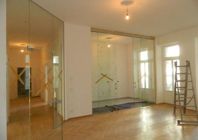 Eine weitere Ansicht der Wohnküche
