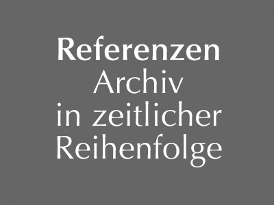 Referenzen Archiv – Register