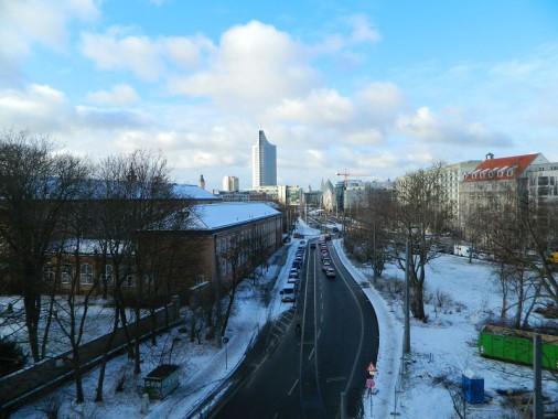 Blick auf den Augustusplatz