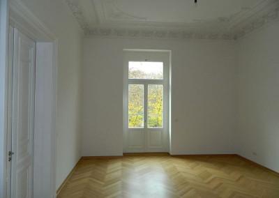 Ein weiterer Wohnraum nach Fertigstellung