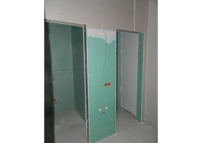 WC's in der Gewerbeeinheit im Erdgeschoss