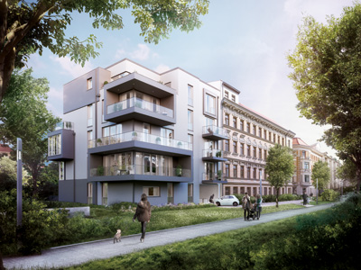 Wohnung kaufen – Lilienstraße 17c