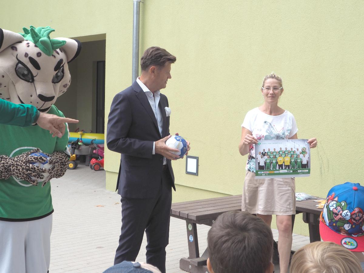 LIMES LEIPZIG verlängert Engagement beim SC DHfK